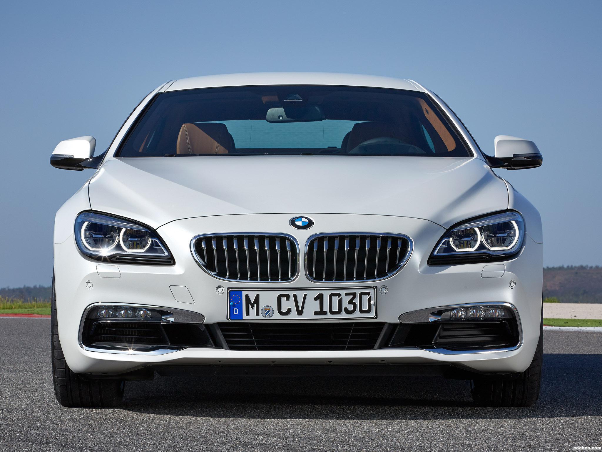 Foto 0 de BMW Serie 6 650i Gran Coupe F06 2015