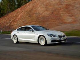Ver foto 6 de BMW Serie 6 650i Gran Coupe F06 2015