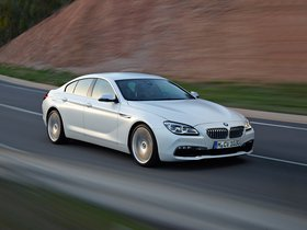 Ver foto 5 de BMW Serie 6 650i Gran Coupe F06 2015