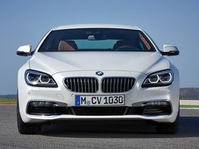 Fotos de BMW Serie 6 Gran Coupe
