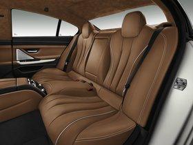 Ver foto 15 de BMW Serie 6 650i Gran Coupe F06 2015
