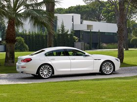 Ver foto 13 de BMW Serie 6 650i Gran Coupe F06 2015
