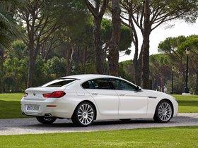 Ver foto 10 de BMW Serie 6 650i Gran Coupe F06 2015