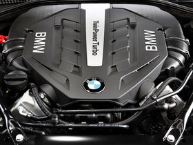 Ver foto 8 de BMW Serie 6 650i Gran Coupe M Sport Package F06 Austra 2012