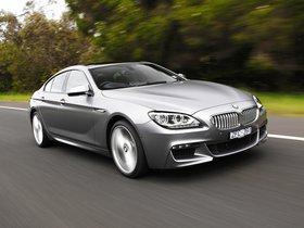 Ver foto 7 de BMW Serie 6 650i Gran Coupe M Sport Package F06 Austra 2012