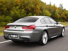 Ver foto 6 de BMW Serie 6 650i Gran Coupe M Sport Package F06 Austra 2012