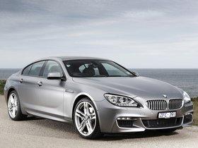 Ver foto 5 de BMW Serie 6 650i Gran Coupe M Sport Package F06 Austra 2012
