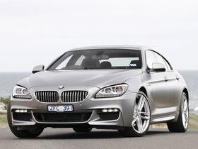 Ver foto 2 de BMW Serie 6 650i Gran Coupe M Sport Package F06 Austra 2012