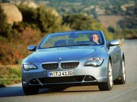 Ver foto 21 de BMW Serie 6 Cabrio 2003