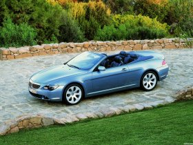 Ver foto 20 de BMW Serie 6 Cabrio 2003