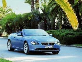 Ver foto 16 de BMW Serie 6 Cabrio 2003