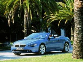 Ver foto 14 de BMW Serie 6 Cabrio 2003