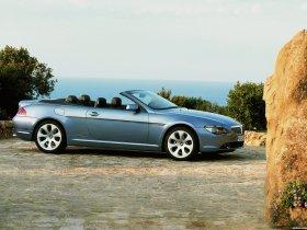 Ver foto 10 de BMW Serie 6 Cabrio 2003