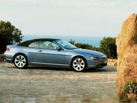 Ver foto 9 de BMW Serie 6 Cabrio 2003