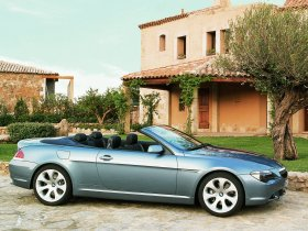 Ver foto 8 de BMW Serie 6 Cabrio 2003
