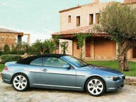 Ver foto 7 de BMW Serie 6 Cabrio 2003