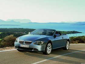 Ver foto 3 de BMW Serie 6 Cabrio 2003