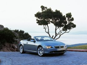 Ver foto 2 de BMW Serie 6 Cabrio 2003
