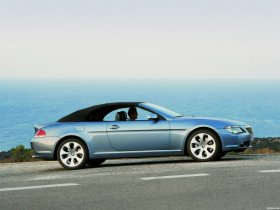 Ver foto 27 de BMW Serie 6 Cabrio 2003