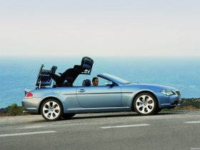Ver foto 26 de BMW Serie 6 Cabrio 2003