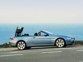 Ver foto 25 de BMW Serie 6 Cabrio 2003