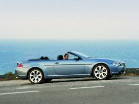 Ver foto 24 de BMW Serie 6 Cabrio 2003