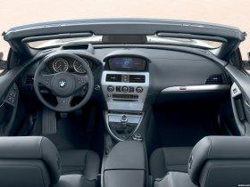 Ver foto 20 de BMW Serie 6 Cabrio Facelift E63 2008