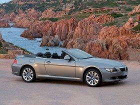 Ver foto 11 de BMW Serie 6 Cabrio Facelift E63 2008