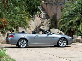 Ver foto 10 de BMW Serie 6 Cabrio Facelift E63 2008
