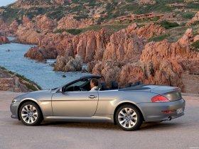 Ver foto 9 de BMW Serie 6 Cabrio Facelift E63 2008