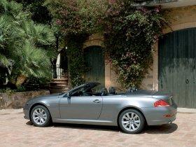 Ver foto 8 de BMW Serie 6 Cabrio Facelift E63 2008
