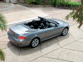 Ver foto 7 de BMW Serie 6 Cabrio Facelift E63 2008
