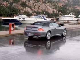 Ver foto 4 de BMW Serie 6 Cabrio Facelift E63 2008