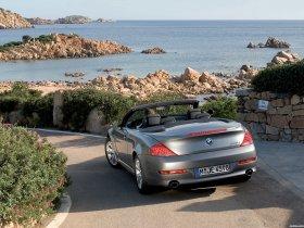 Ver foto 2 de BMW Serie 6 Cabrio Facelift E63 2008