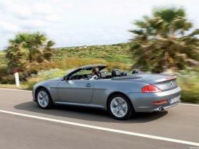 Ver foto 17 de BMW Serie 6 Cabrio Facelift E63 2008