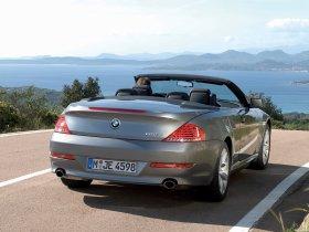 Ver foto 15 de BMW Serie 6 Cabrio Facelift E63 2008