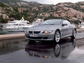 Ver foto 13 de BMW Serie 6 Cabrio Facelift E63 2008
