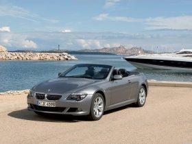 Ver foto 12 de BMW Serie 6 Cabrio Facelift E63 2008
