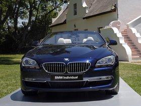 Ver foto 3 de BMW Serie 6 Convertible Individual 2011