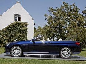 Ver foto 2 de BMW Serie 6 Convertible Individual 2011