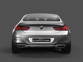 Ver foto 5 de BMW Serie 6 Coupe Concept 2010