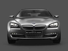 Ver foto 2 de BMW Serie 6 Coupe Concept 2010