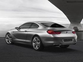 Ver foto 12 de BMW Serie 6 Coupe Concept 2010