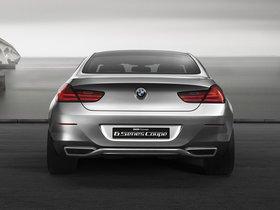 Ver foto 10 de BMW Serie 6 Coupe Concept 2010