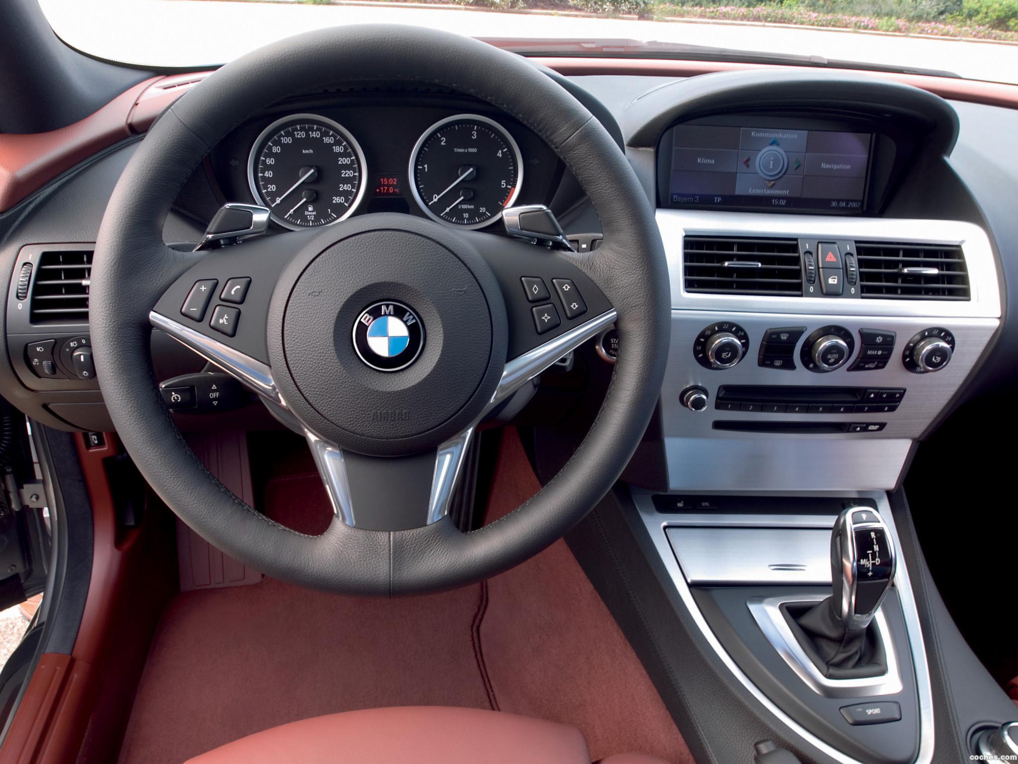 Foto 20 de BMW Serie 6 Facelift 2008