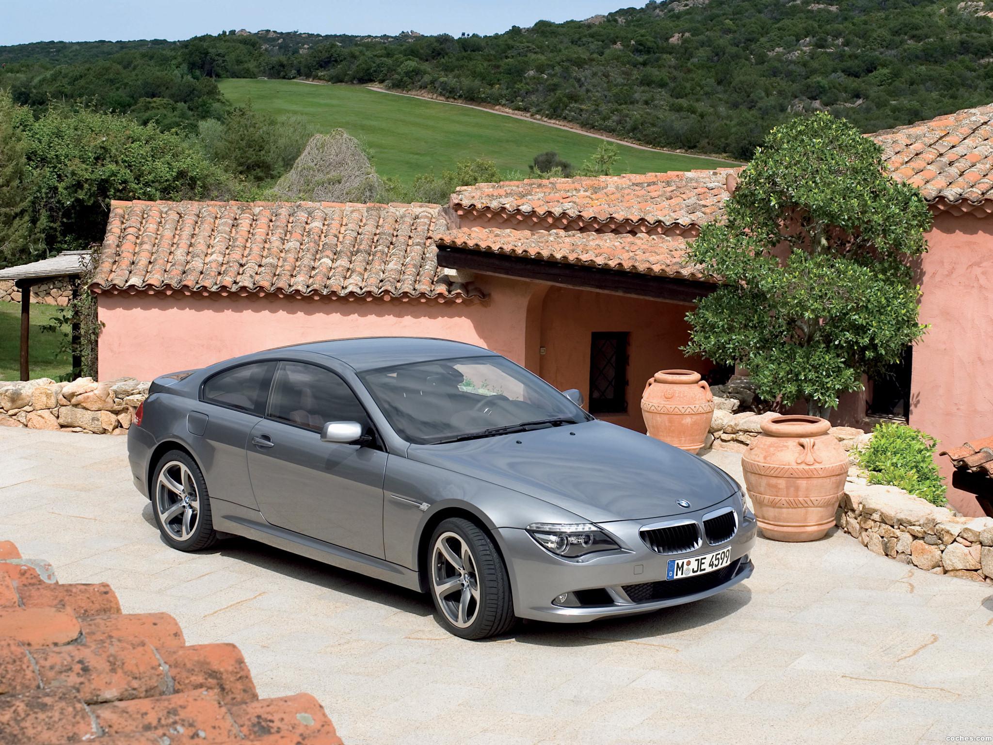 Foto 10 de BMW Serie 6 Facelift 2008