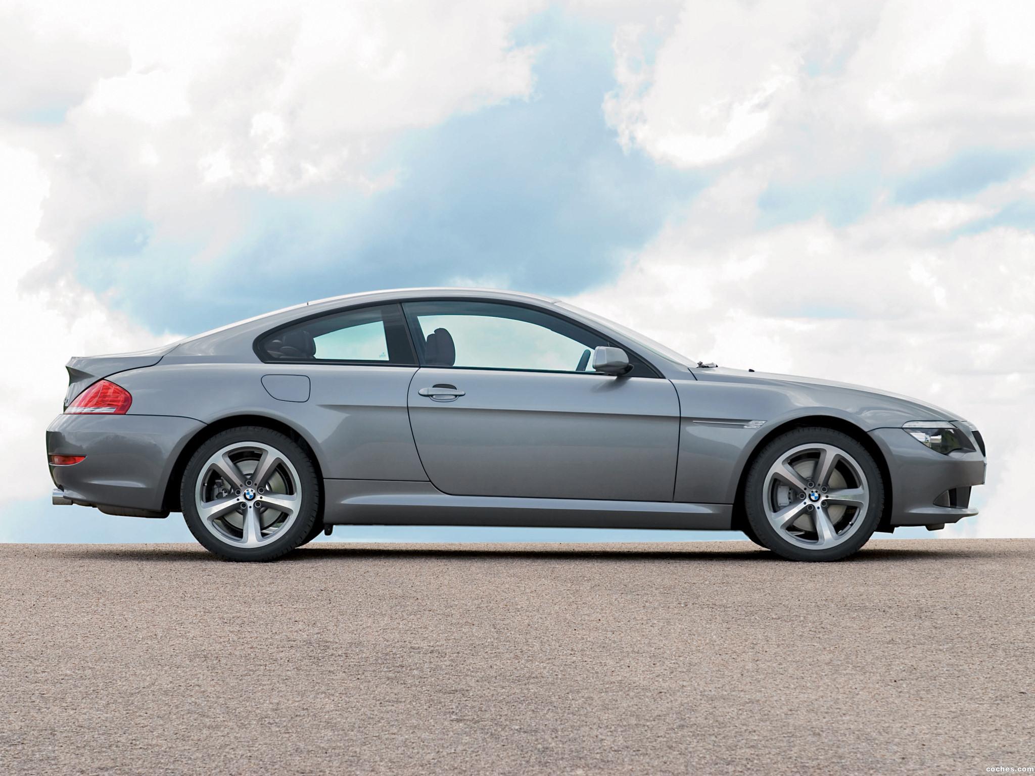 Foto 9 de BMW Serie 6 Facelift 2008