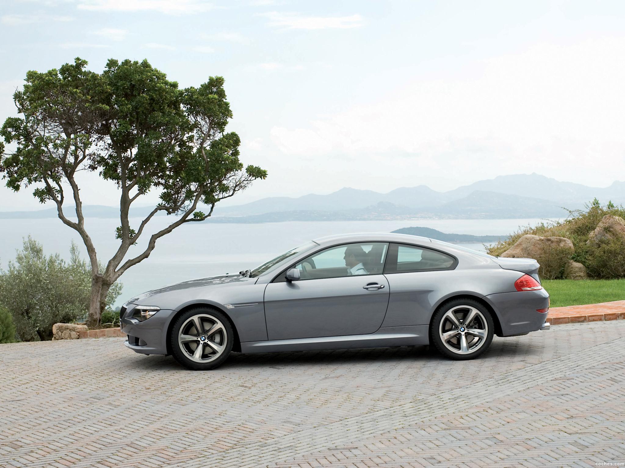Foto 8 de BMW Serie 6 Facelift 2008