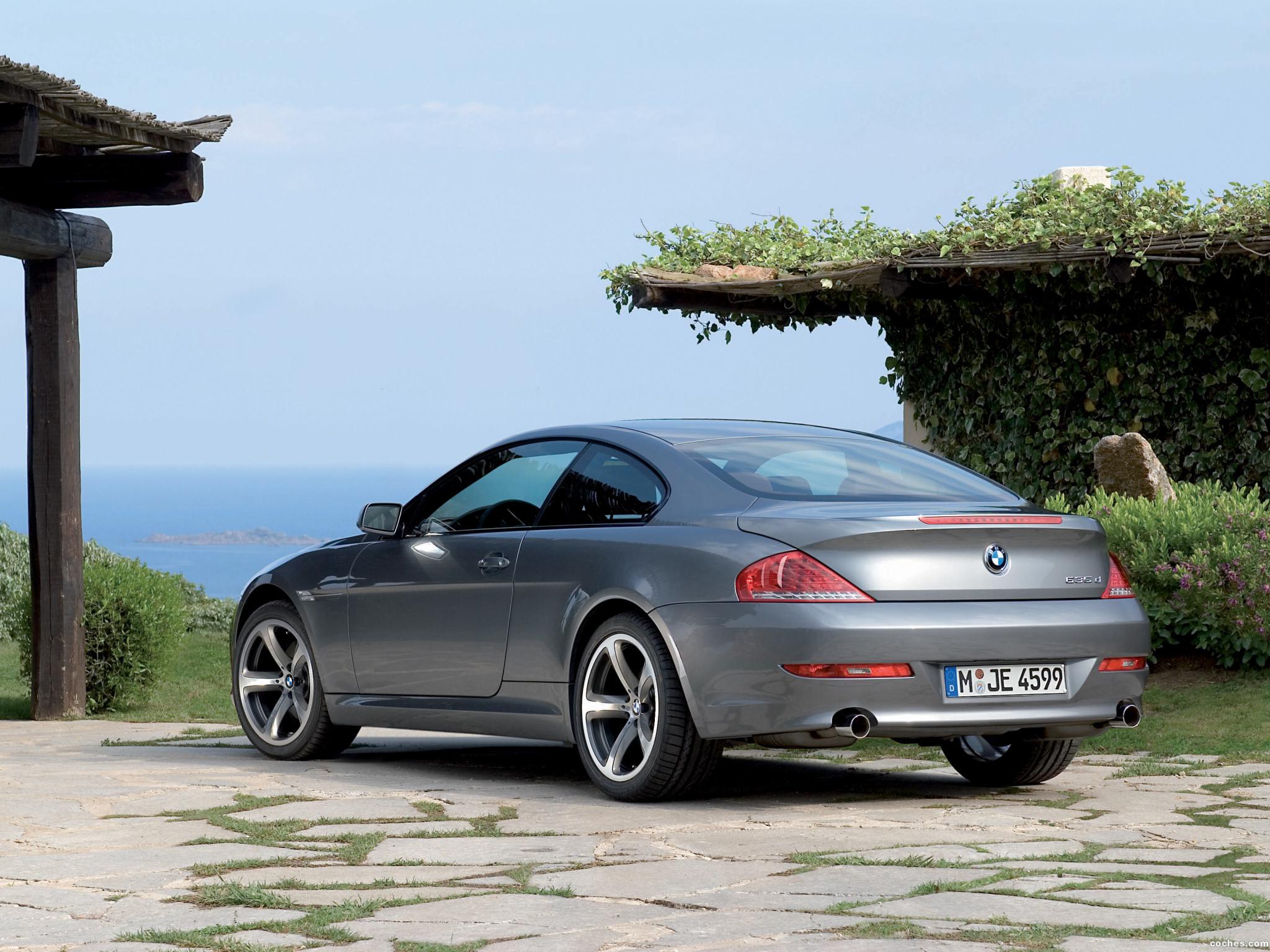 Foto 6 de BMW Serie 6 Facelift 2008
