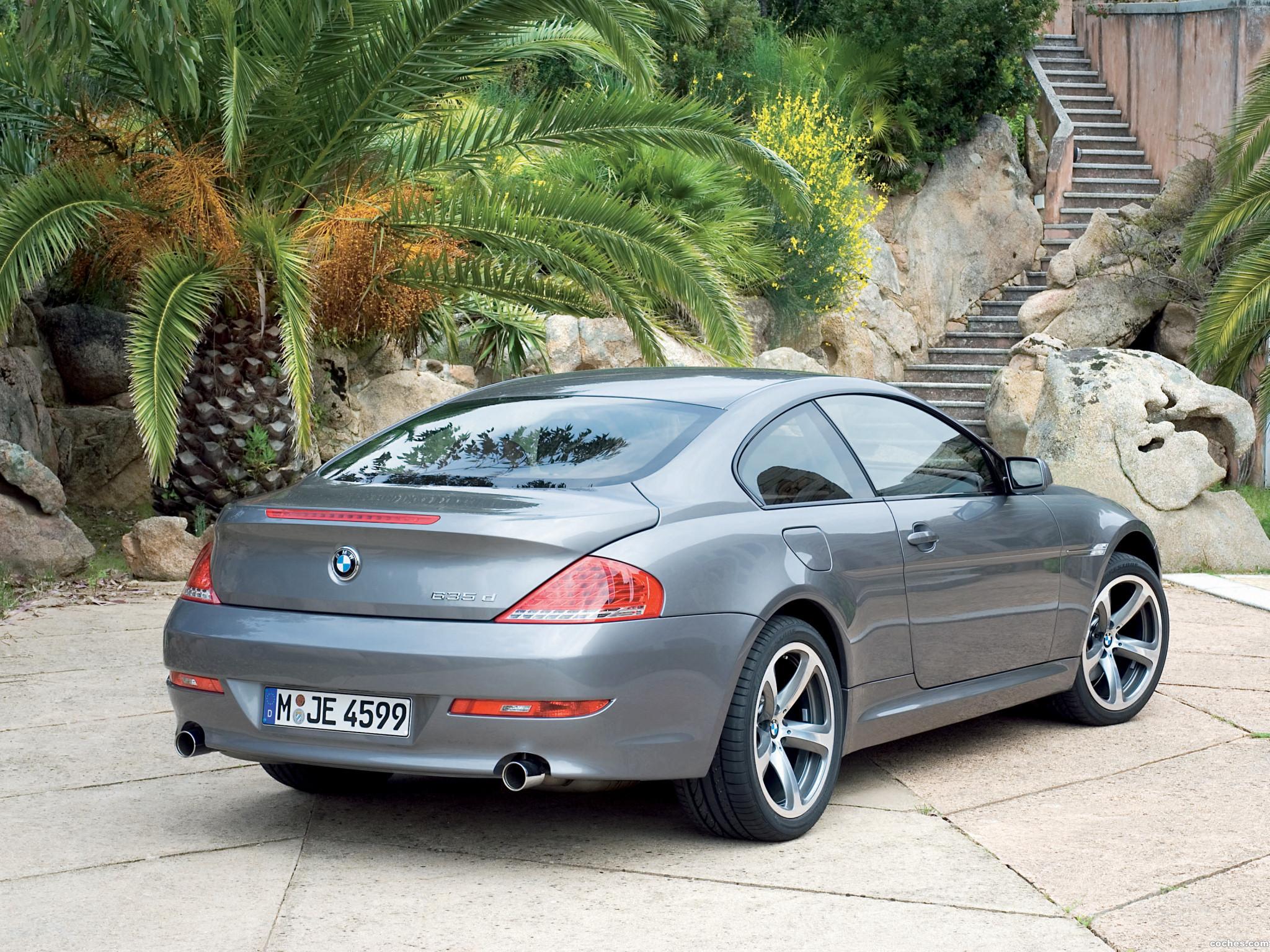 Foto 4 de BMW Serie 6 Facelift 2008
